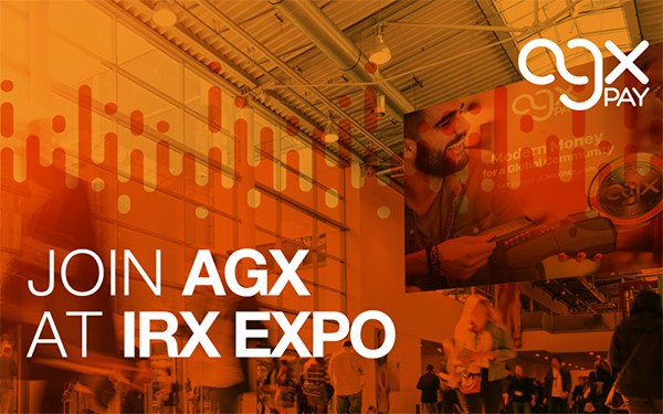 Representing LODE and AGX Pay at the Internet Retailing Expo